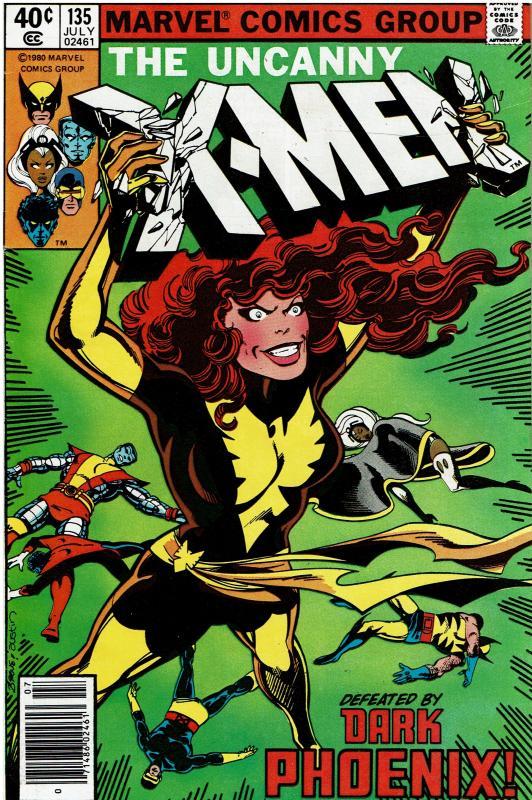 X-Men #135, Dark Phoenix Story, 9.0 or Better