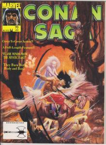 Conan Saga #70