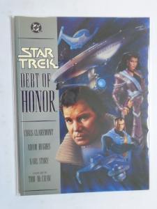 Star Trek Debt of Honor GN (DC) #1, 8.0/VF (1992)