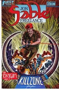Jon Sable Freelance #5