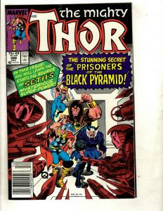 Lot of 8 Thor Marvel Comic Books 398 397 396 395 394 393 392 391 Spider-Man DS3