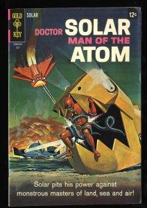 Doctor Solar, Man of the Atom #24 VF- 7.5