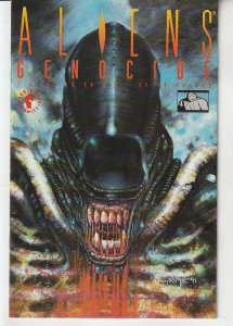 Aliens – Genocide # 1   Enter The Hive