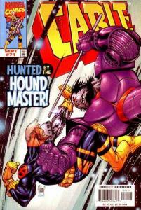 Cable (1993 series) #71, NM (Stock photo)