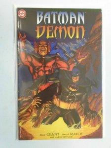 Batman Demon #1 6.0 FN (1996)