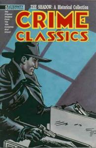 Crime Classics #5 FN; Eternity | save on shipping - details inside