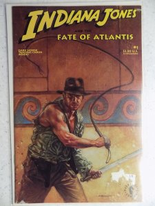 Indiana Jones and the Fate of Atlantis #1 (1991)