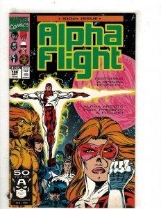 Alpha Flight #100 (1991) YY7