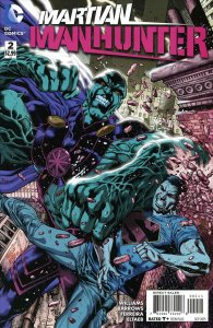 Martian Manhunter (3rd Series) #2 VF; DC | save on shipping - details inside