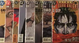 BATMAN:LEGENDS OF THE DARK KNIGHT (DC) #145-152**8 BOOK LOT AWESOME CONDITION