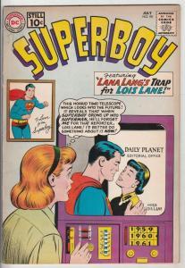 Superboy #90 (Jul-61) VF/NM High-Grade Superboy