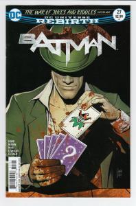 BATMAN (2016 DC) #27