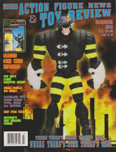 Action Figure News & Toy Review #53 FN; Lee | save on shipping - details inside