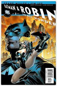 Batman and Robin Boy Wonder #3 Black Canary (DC, 2005) VF/NM