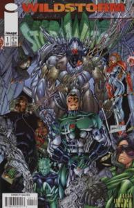 StormWatch (2nd Series) #1 VF/NM; Image   save on shipping - details inside