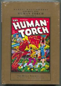 Marvel Masterworks Golden Age Human Torch Vol 3