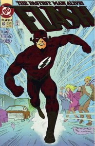 Flash (2nd Series) #80SC VF/NM; DC   save on shipping - details inside