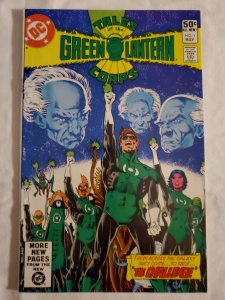 Tales of the Green Lantern Corps 1 Very Fine/Near Mint Cover art by Brian Bollan