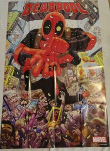 DEADPOOL Promo Poster, 24 x 36, 2015, MARVEL, Unused more in our store 151