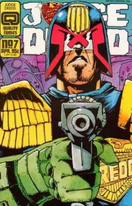 Judge Dredd (Vol. 2) #7 VF/NM; Fleetway Quality | save on shipping - details ins