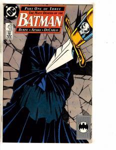 Lot Of 6 Batman DC Comic Books # 433 434 435 436 437 430 Joker Gotham Robin CR11