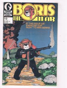 Boris the Bear (1986 Dark Horse) #10 Comic Book Wacky Squirrel Hypno-Twist HH3