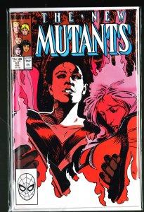 The New Mutants #62 (1988)