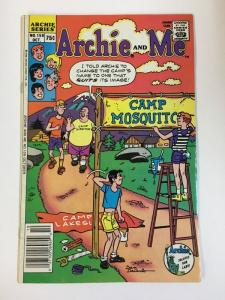 ARCHIE & ME (1964-1987)159 VF-NM  Oct 1986 COMICS BOOK