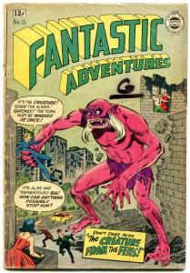 Fantastic Adventures #11 1963- Golden Age reprints- Wally Wood art G