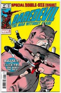 Daredevil #181 Facsimile Edition | Reprints Death of Elektra (Marvel, 2019) NM