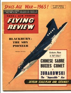 Royal Air Force Flying Review May 1959- Zurakowski