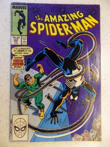 AMAZING SPIDER-MAN # 297 MARVEL ACTION ADVENTURE