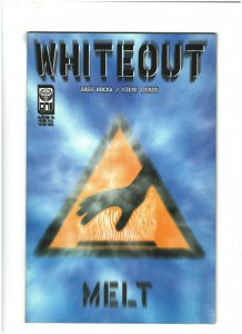 Whiteout: Melt #3 FN/VF 7.0 Oni Press 1999 Greg Rucka