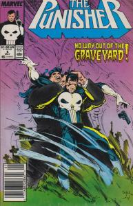 Punisher, The (2nd Series) #8 (Mark Jewelers) FN; Marvel   save on shipping - de