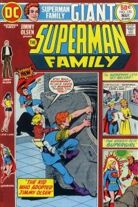 Superman Family #170, Fine (Stock photo)