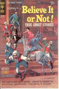 RIPLEYS BELIEVE IT OR NOT 18 F+  Feb.1970 COMICS BOOK