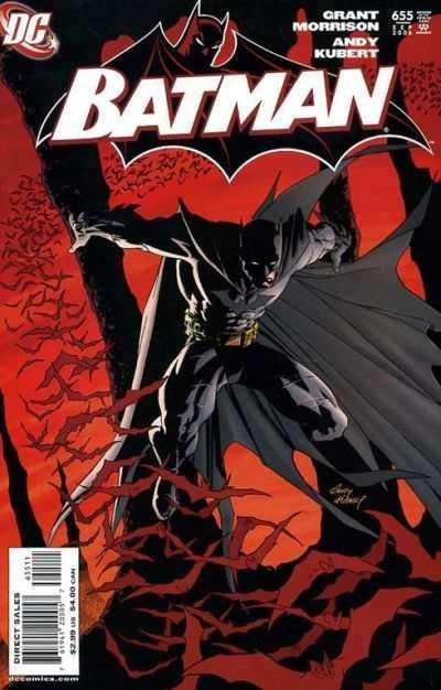 Batman (1940 series) #655, NM (Stock photo)