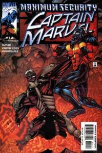 Captain Marvel (2000 series) #12, NM (Stock photo)