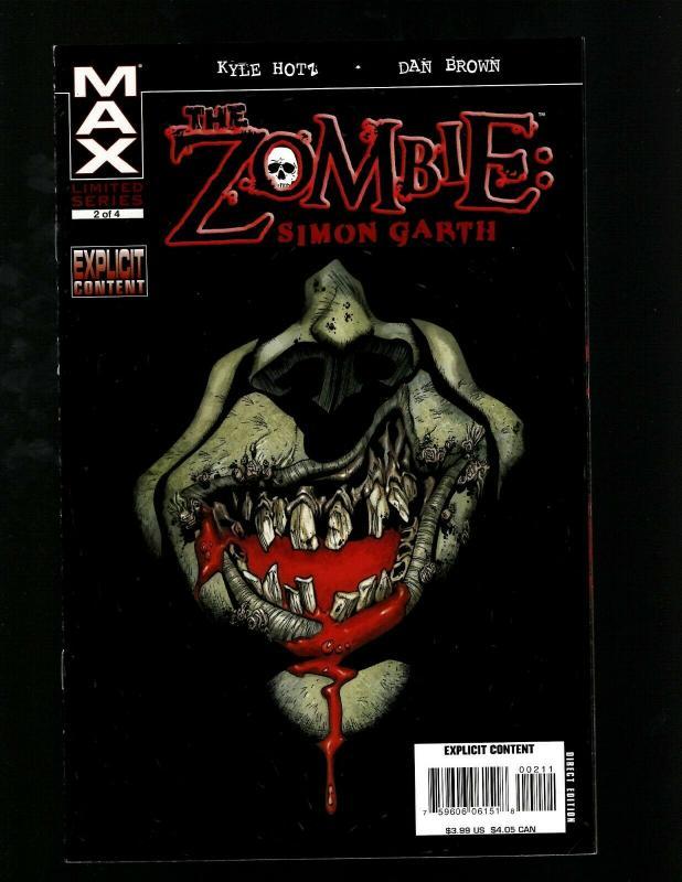 Lot of 12 Comics The Zombie 4 3 2 Heroes Reborn 3 1 War of Kings 1 +MORE J394