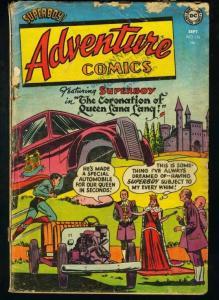 ADVENTURE COMICS #192-SUPERBOY-DC FR/G