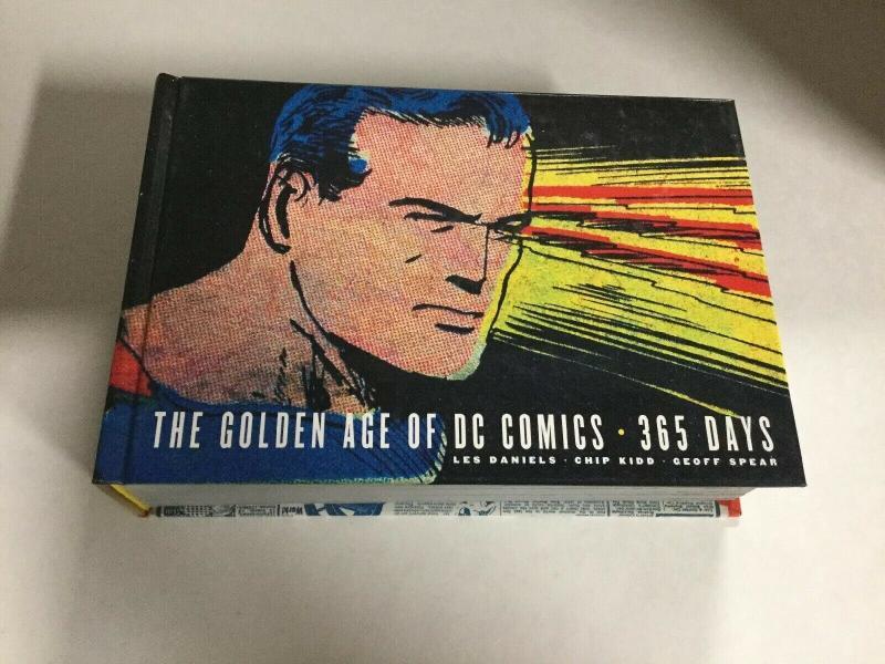 The Golden Age Of DC Comics 365 Days Nm Near Mint HC TPB