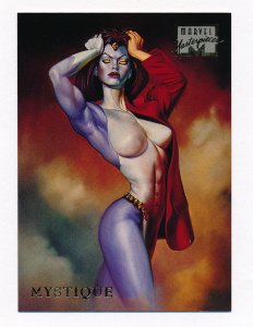1996 Marvel Masterpieces #29 Mystique