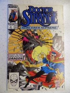 DOCTOR STRANGE SORCERER SUPREME # 4
