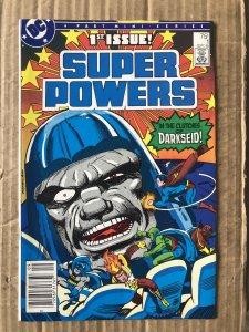 Super Powers #1 (1985)
