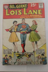 80 Page Giant #3 Lois Lane (DC, 1964) VG