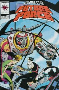 Rai and the Future Force #14 VF/NM; Valiant | save on shipping - details inside