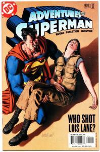 Adventures of Superman #632 (DC, 2004) VF-