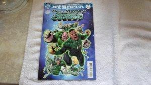 OCT. 2016 DC COMICS HAL JORDAN AND THE GREEN LANTERN CORPS # 2