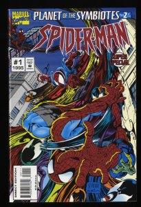 Spiderman Planet of the Symbiotes #2 VF/NM 9.0
