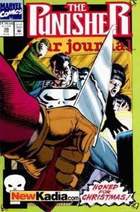 Punisher War Journal (1988 series) #39, NM (Stock photo)
